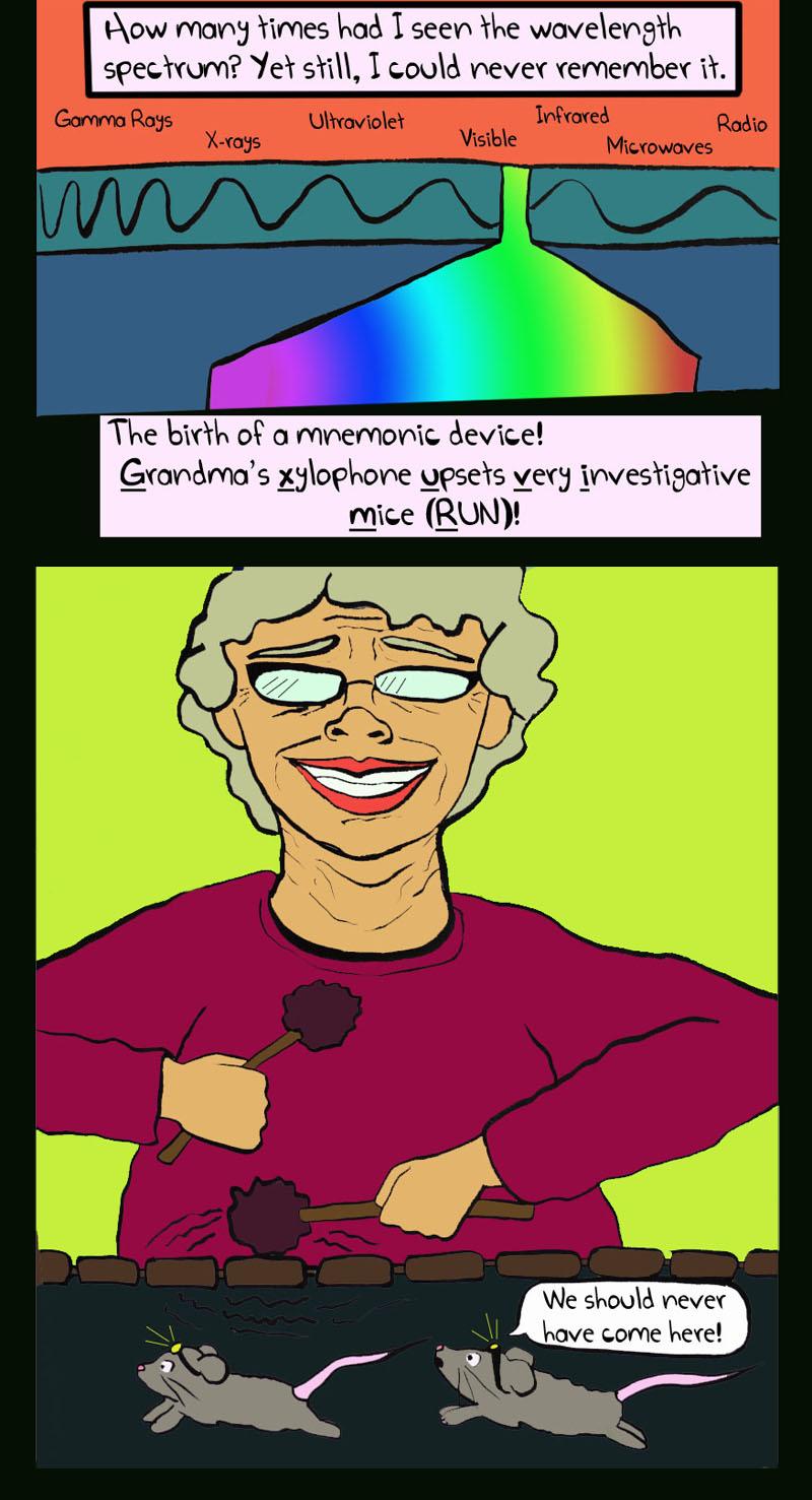Grandma's Xylophone